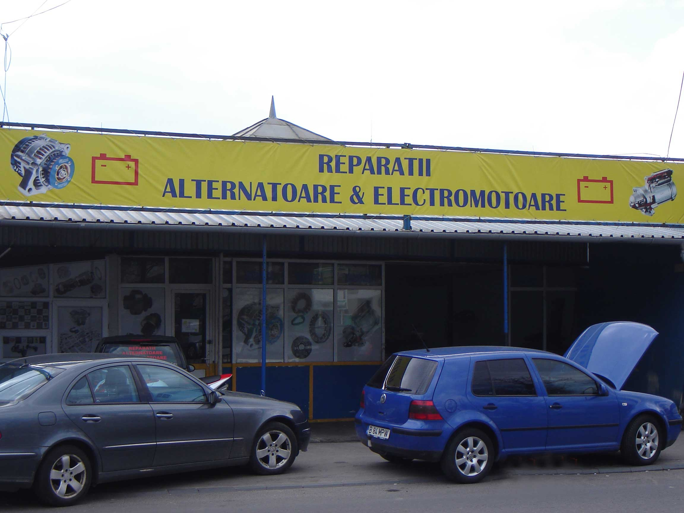 service reparatii alternatoare